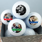 Photo Golf Ball Favors