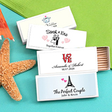 Personalized Wedding Toothpicks (Set of 50)