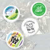 Golf Themed Life Savers Mint Favors