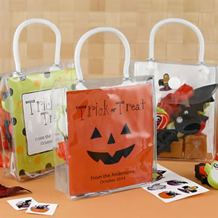 Halloween Mini Gift Tote Favor