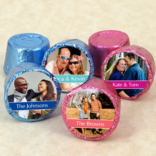 Photo Hershey's Rolo Chocolate Favors