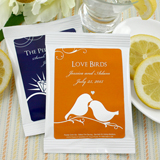 Personalized Lemon Drop Martini Silhouette Collection