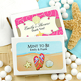 Mint Box Favors