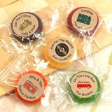 Personalized Kraft Life Savers Candy