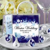 Winter Designs Hershey®'s Kisses® Mini Gift Tote Favors