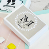 Vintage Wedding Personalized Gum Boxes