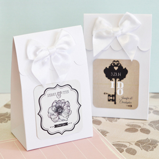 Sweet Shoppe Candy Boxes - Vintage Wedding
