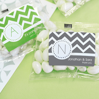 MOD Pattern Monogram Jelly Bean Packs