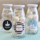 Elite Design Personalized Milk Bottles