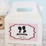 Vintage Wedding Mini Gable Boxes (Set of 12)