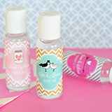 Personalized Theme Hand Sanitizer
