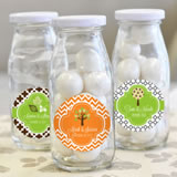 Fall For Love Personalized Milk Bottles