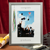 Graduation design frames