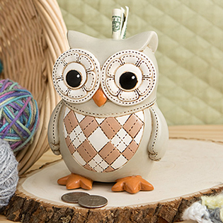 Gifts by Fashioncraft Owl Bank