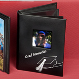 Graduation themed photo albums