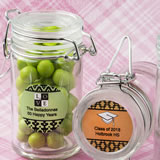 Personalized Expressions Collection Apothecary Jar Favor