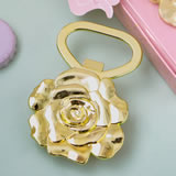 magnificent gold rose bottle opener