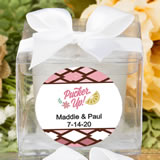 Fashioncraft's design your own collection candle favors - tropical design