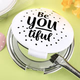 BE-YOU-TIFUL compact mirror from fashioncraft