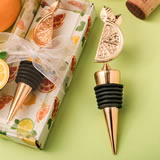 Citrus bottle stopper