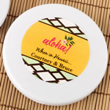 personalized compact mirror from fashioncraft - tropical design
