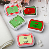 Design Your Own Collection Mint Tins - Holiday Themed