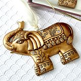 Gold Good Luck Elephant ornament