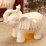 Good luck indian elephant with light up led