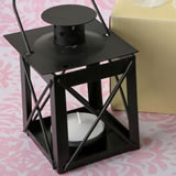 Love Lights the Way Metal Luminous Lanterns (Black)