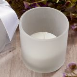 <em>Perfectly Plain Collection</em> Candle Favors