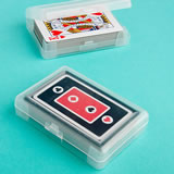 <em>Perfectly Plain Collection</em> Playing Card Favors