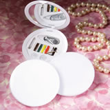 <em>Perfectly Plain Collection</em> Sewing Kit Favors