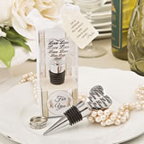 Love engraved Bottle Stoppers From our exclusive fashioncraft range