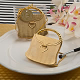 'Elegant Reflections' Collection Gold Purse Compact Mirror