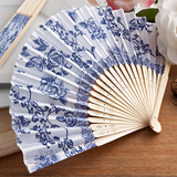 Elegant French Country Design Fan Favors..
