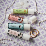 Personalized Expressions Collection Lip Balm Favors