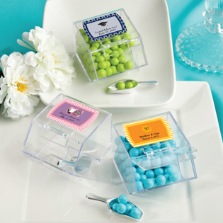 Design Your Own Collection  candy bin favors