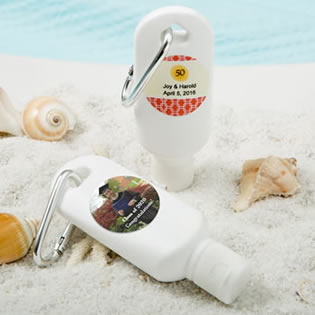 Personalised Expressions collection Sunscreen with SPF30