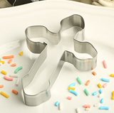 Useful cross design cookie cutters