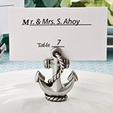 Nautical Anchor Place Card / Photo Holder from Fashioncraft