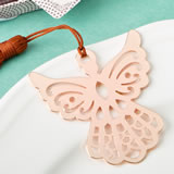 Rose gold guardian Angel book mark from fashioncraft