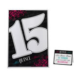 Lillian Rose Mis Quince Anos Signing Frame