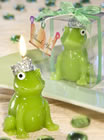 Frog Candle Wedding Favors