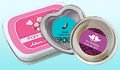 Personalized Mint Tins: Empty