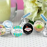 Unique Hersheys Kisses Wedding Favors (7 designs available)