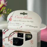 Single Use Camera - Cherry Blossom Design