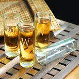 Island Shooter Glasses (Set of 4)