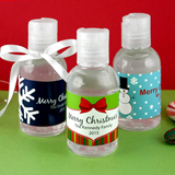 Holiday Hand Sanitizer