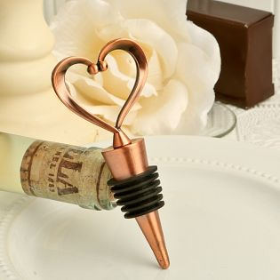 Vintage One Love, One Heart Bottle Stoppers