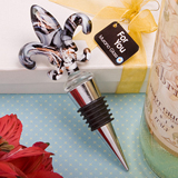 Murano Collection Fleur de Lis Wine Bottle Stopper